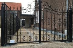 119 - Lips Poorten - klassieke poort waspik - handgesmede