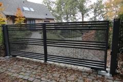 101 - Lips poorten - Dubbele draaipoort - recht model - rijsbergen